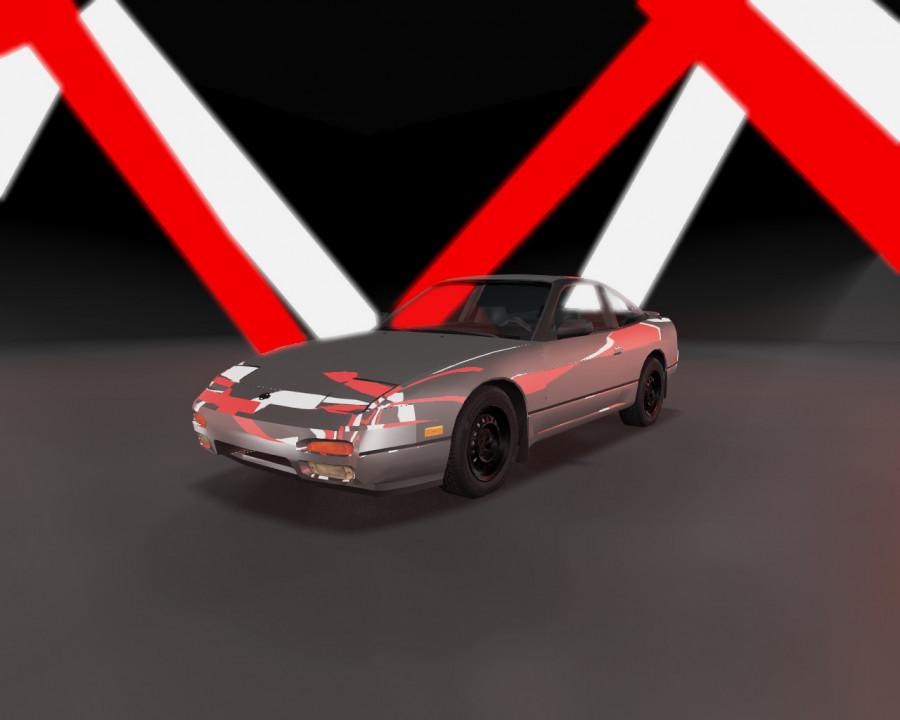 Nissan 240SX from NFS Underground