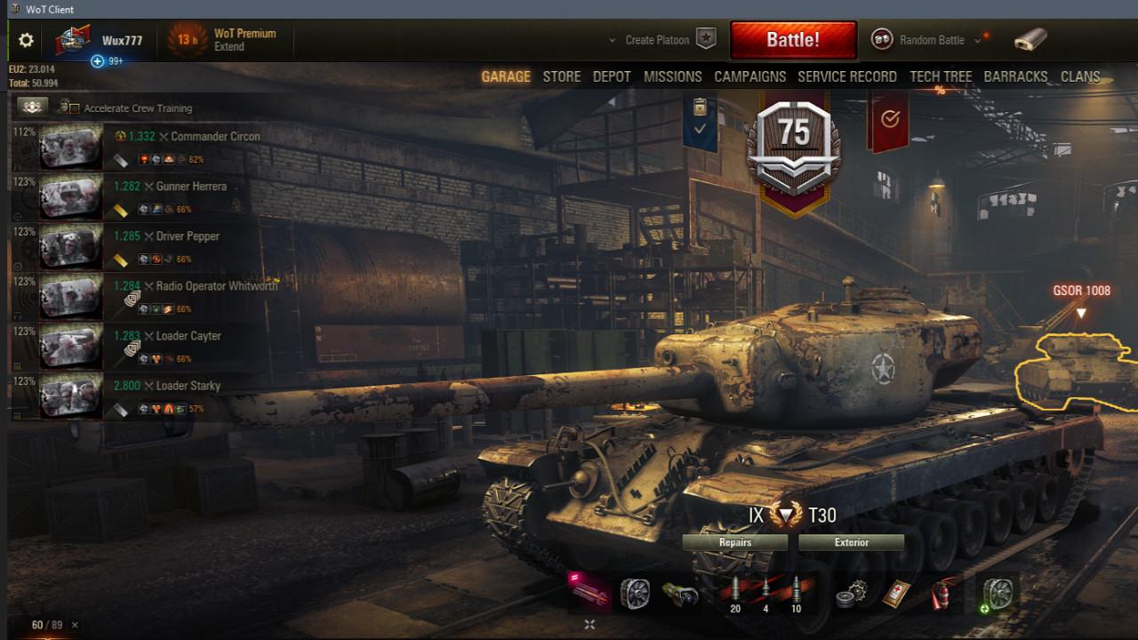 Historical tankmen Dog tag
