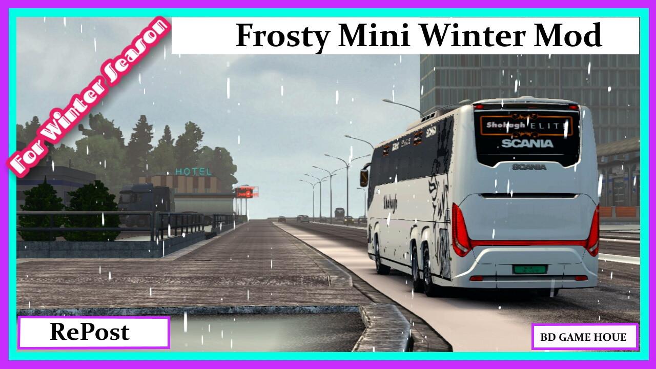 Frosty Miini Winter Mod