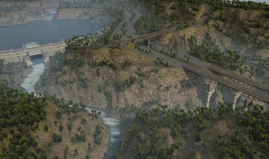 Rutland Single Map - Highway Haulin