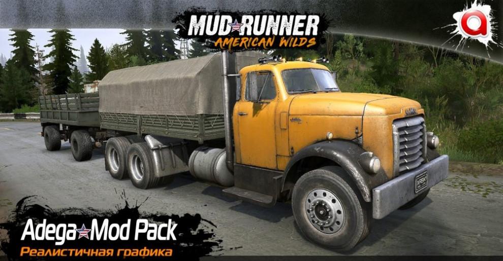 Realistic Graphics (Adega Mod Pack) FIN+SP