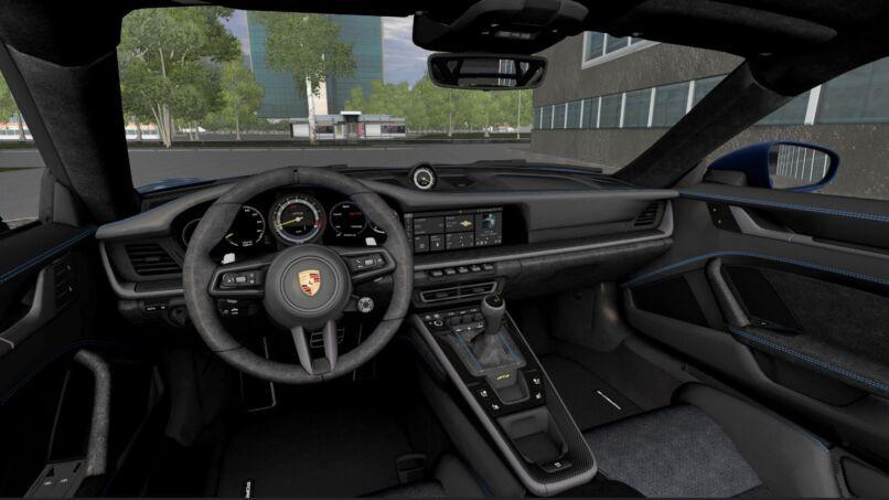 2022 PORSCHE 911 GT3 (922)