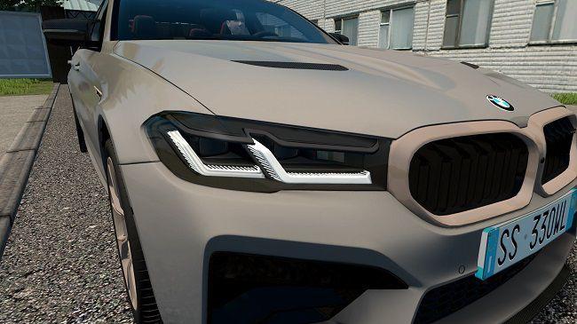 2021 BMW M5 CS (F90 LCI)