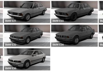 BMW Car Pack
