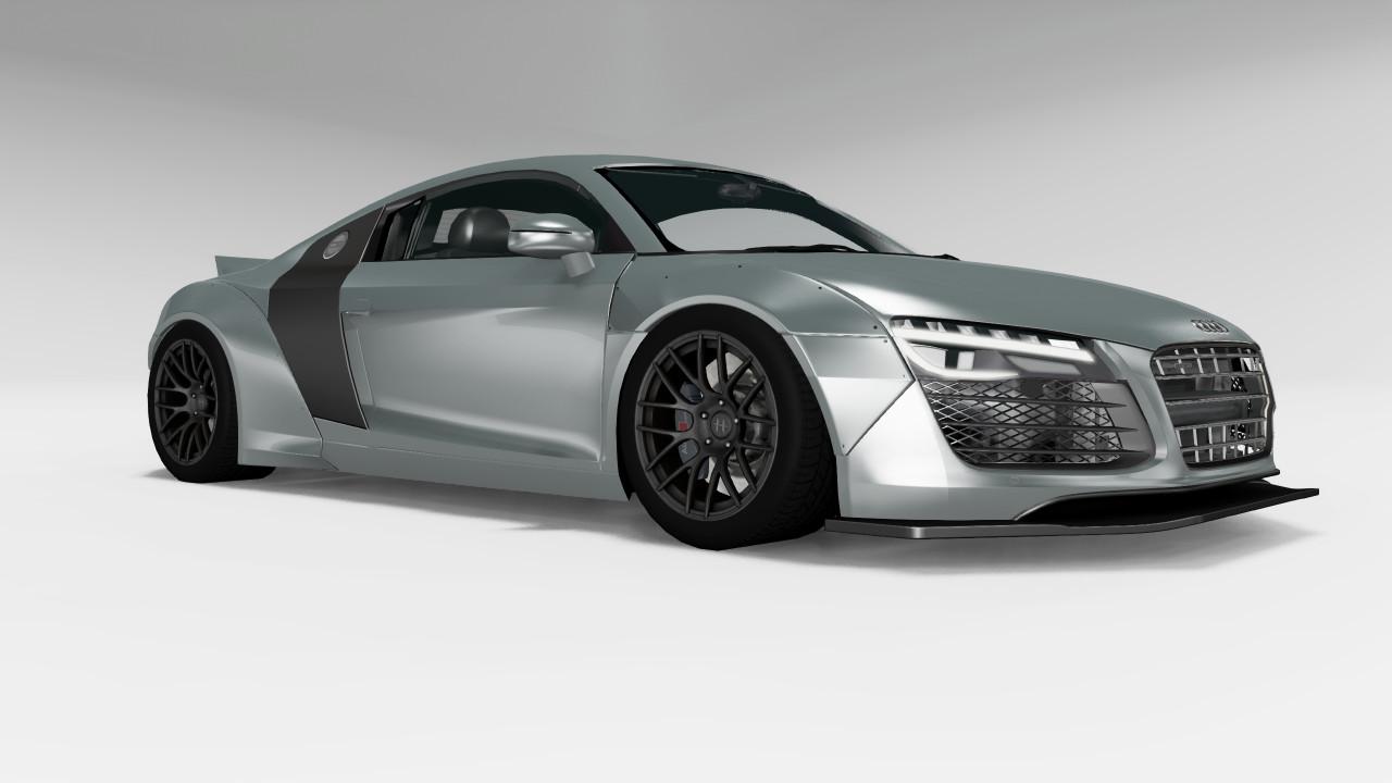 Audi R8 Mod Pack