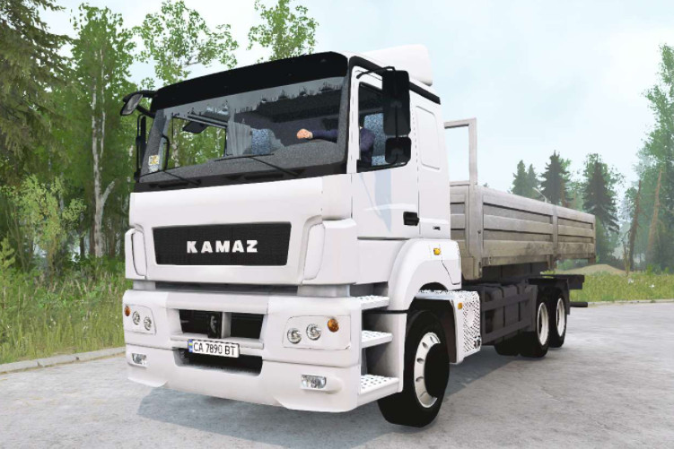 KamAZ-65207