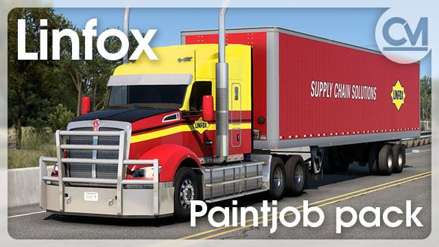 Linfox Paintjob Pack