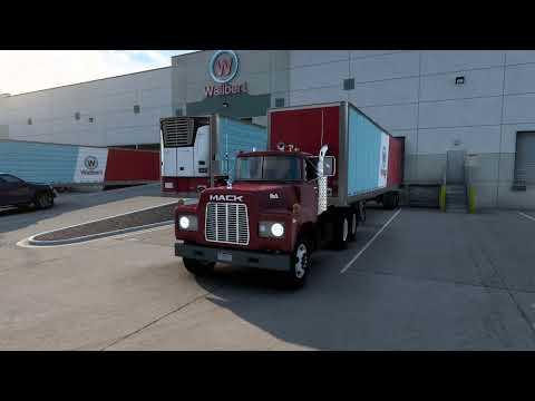 Detroit Diesel 8v71 sound