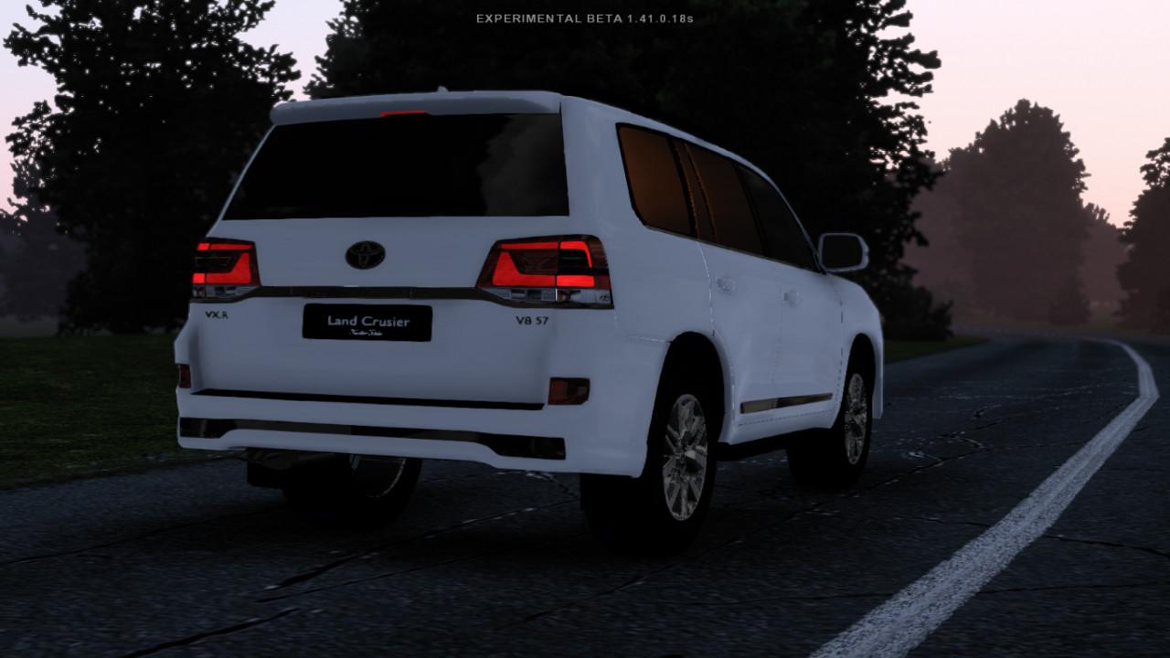 Toyota Land Cruiser VX.R V8