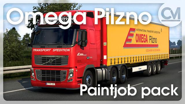 Omega Pilzno Paintjob Pack