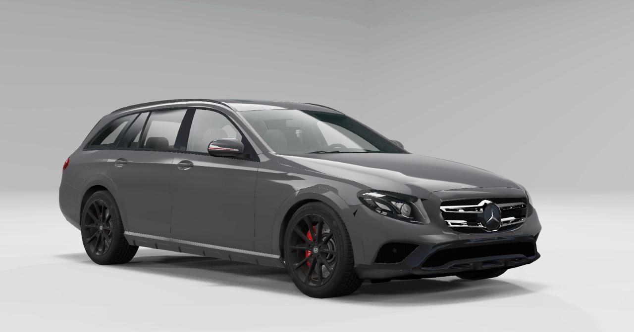 Mercedes-Benz E-350