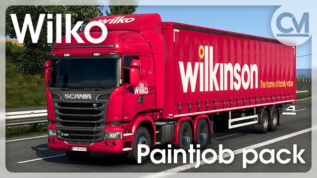 Wilko Paintjob Pack