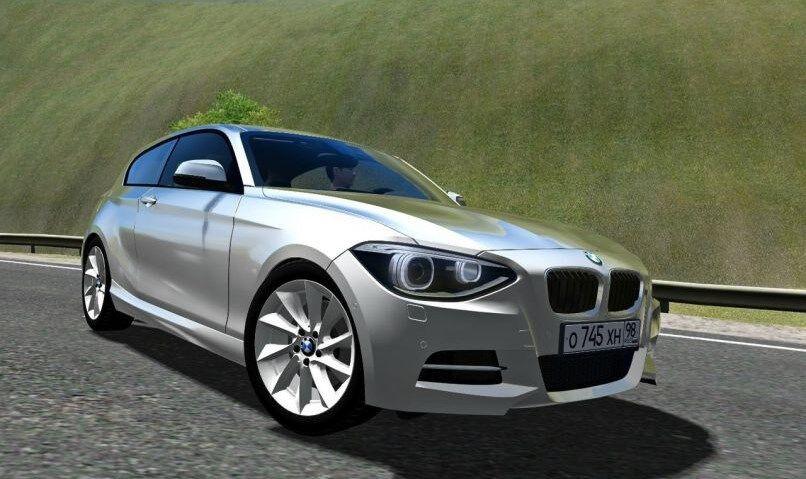 BMW 120d (F21)