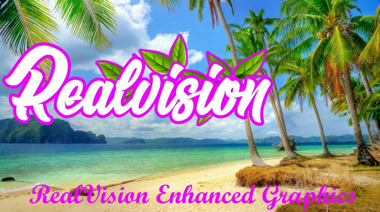 Real Vision Enhanced Graphics