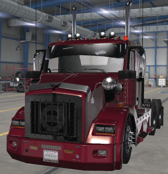 Volvo vnl t800 custom ats 1.41