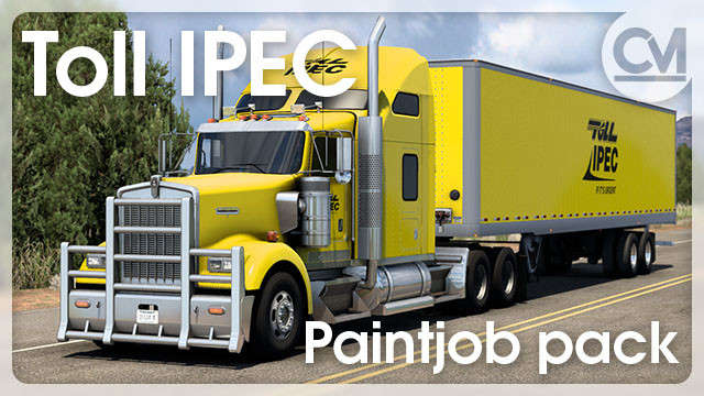 Toll IPEC Paintjob Pack