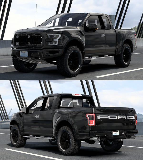 Ford F-150 Raptor V1.7 1.41