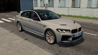 BMW M5 CS (F90 LCI) 2021