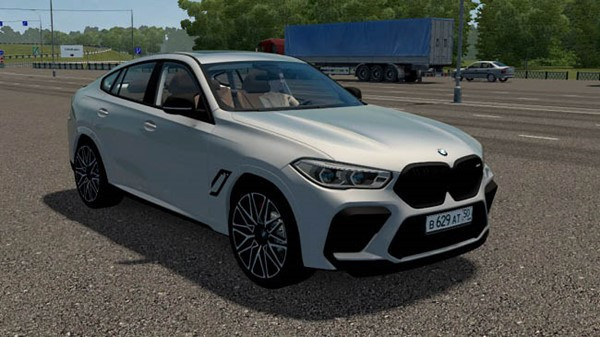 BMW X6M Competition F96 2020