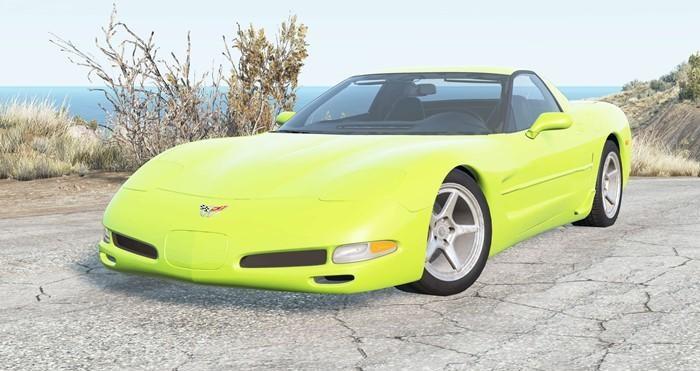 Chevrolet Corvette Z06 (C5) 2002