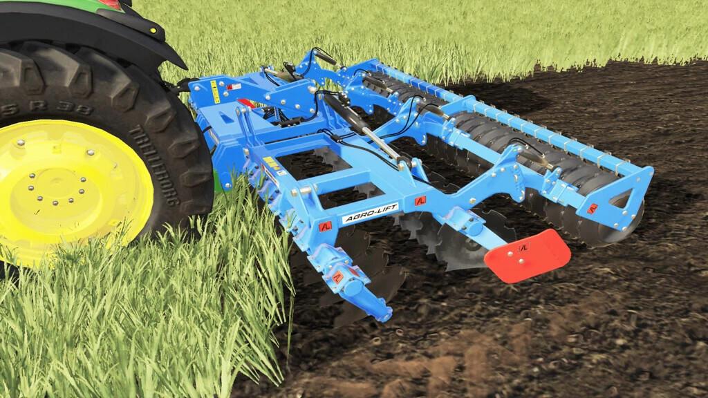 Agro-Lift BT/BTH Pack