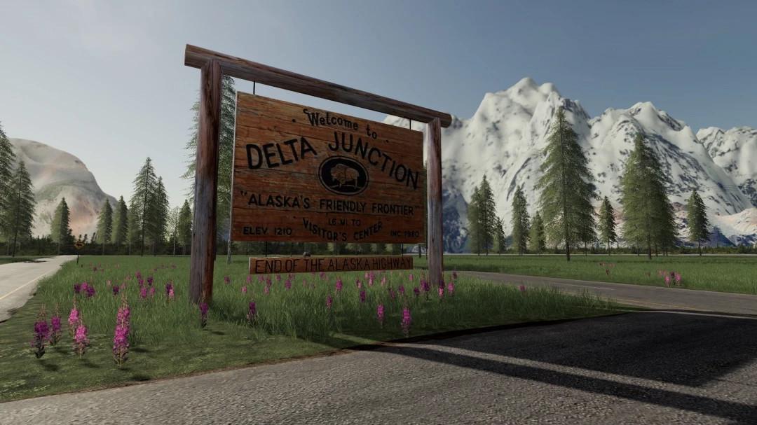 Alaska - Delta Junction 4x