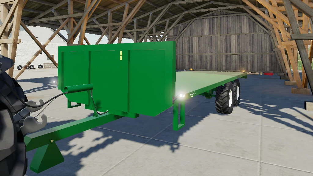Bailey Bale And Pallet Trailer