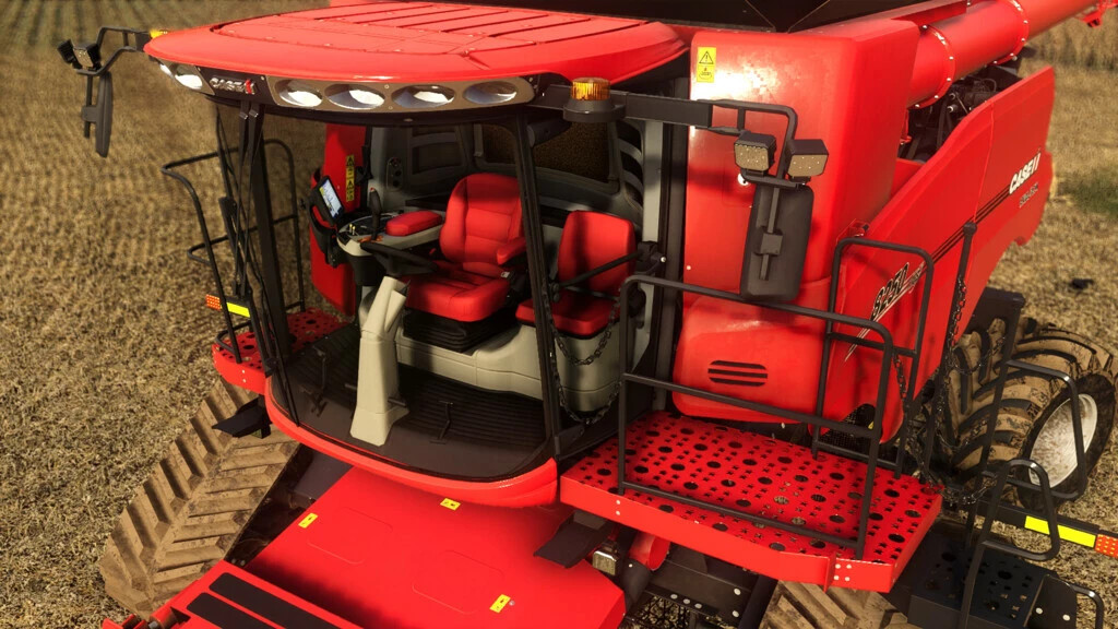 Case Axial-Flow 250 Series