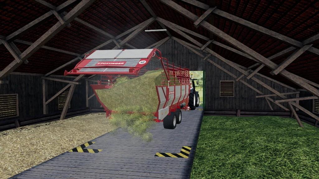 Farmhouse-Buchweiser