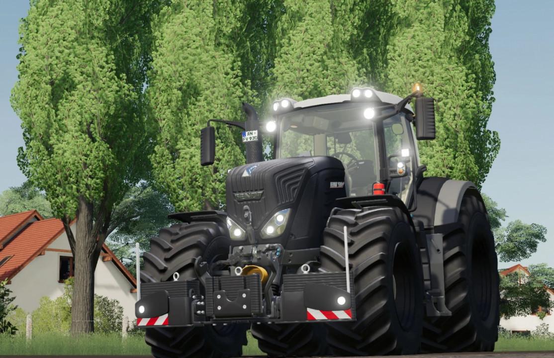 Fendt 900 Vario S4 – LBDT Merding Edition