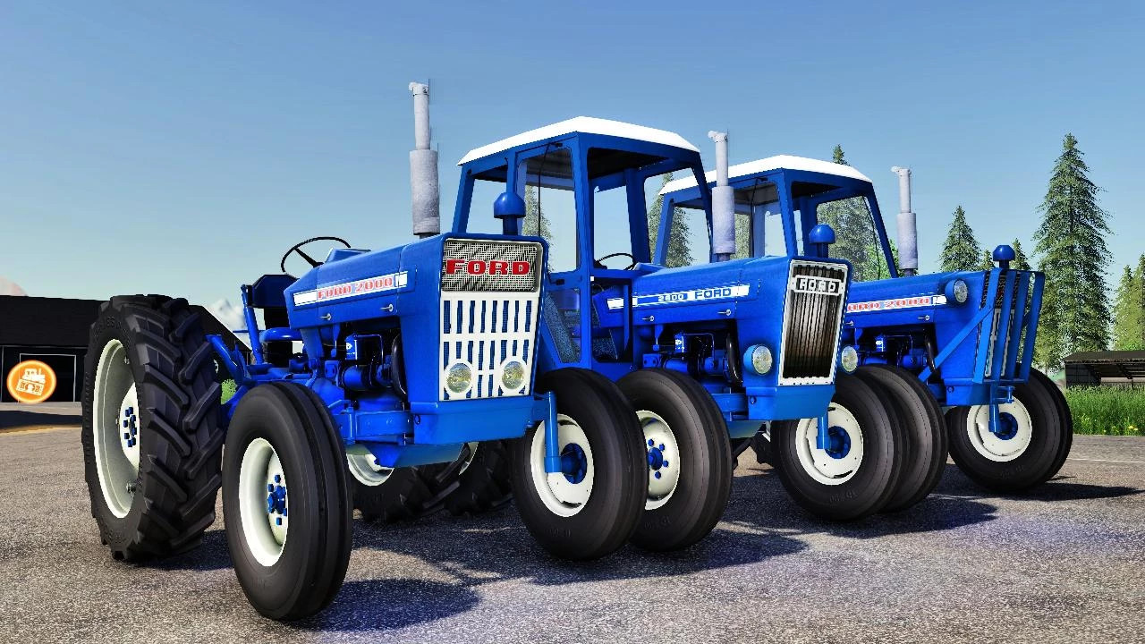 Ford 2000 / 3000 Series