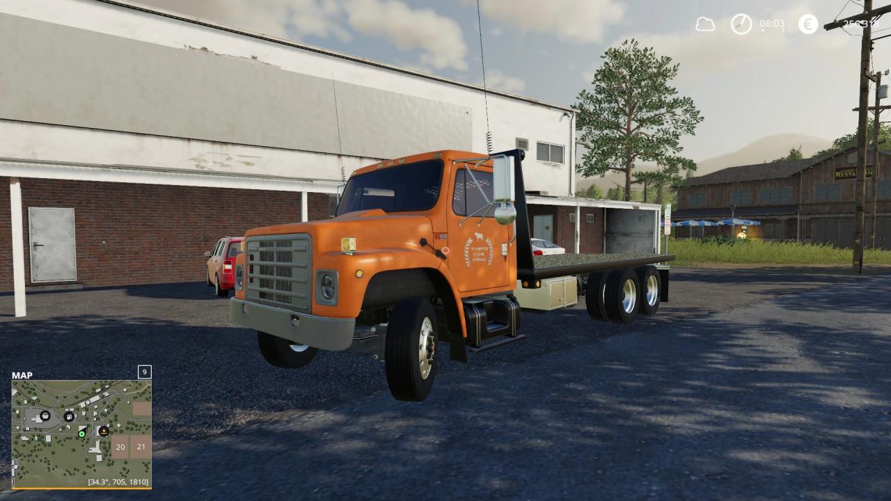 International S1900 Grain/AR Truck