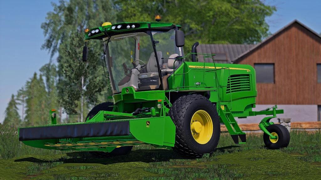 John Deere W200 Series