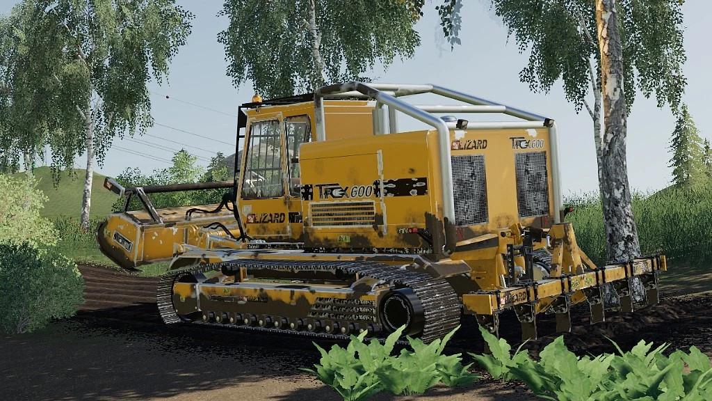 LIAZRD Trex600