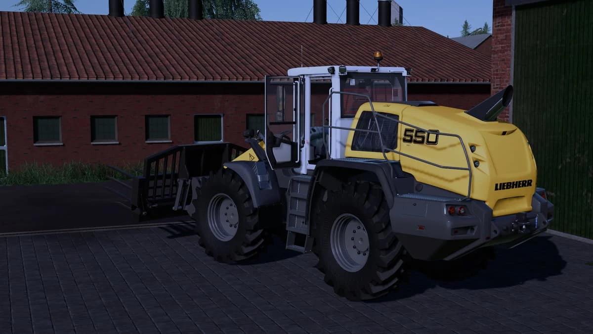 Liebherr 580