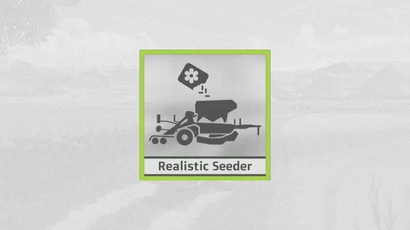 REALISTIC SEEDER