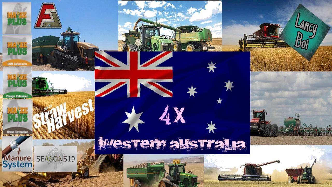 Western Australia (Farming Agency Edition)