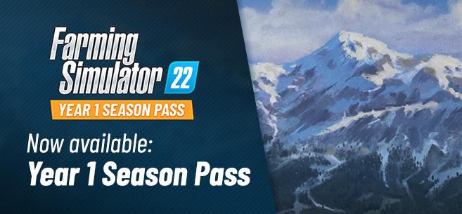 Farming Simulator 22 Season Pass Revealed