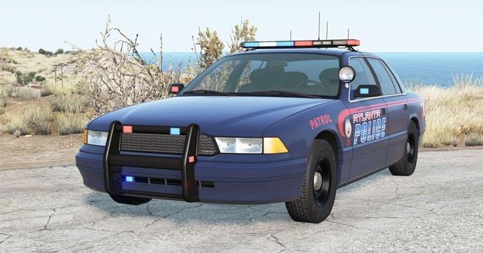 Gavril Grand Marshall Atlanta Police