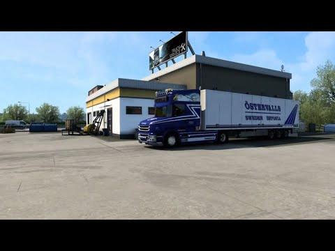 Scania V8 Straight pipe MegaPack