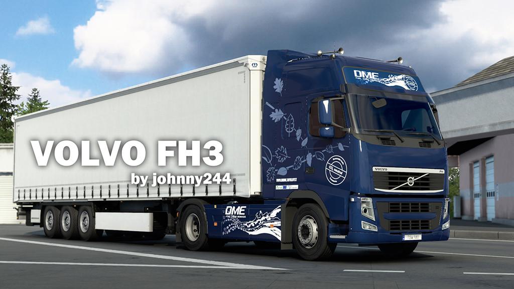 Volvo FH 3rd Generation