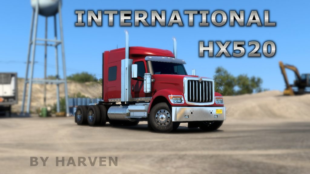 International HX520 by Harven
