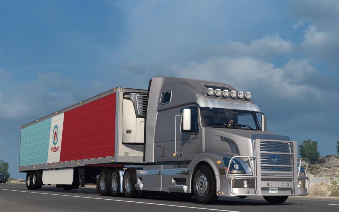 Aradeth Volvo VNL670 Update by Digital X