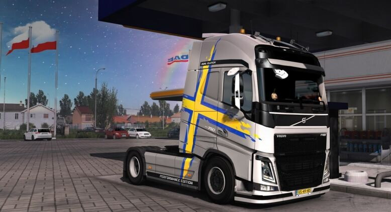 VOLVO FH 2012 Low Chassis II