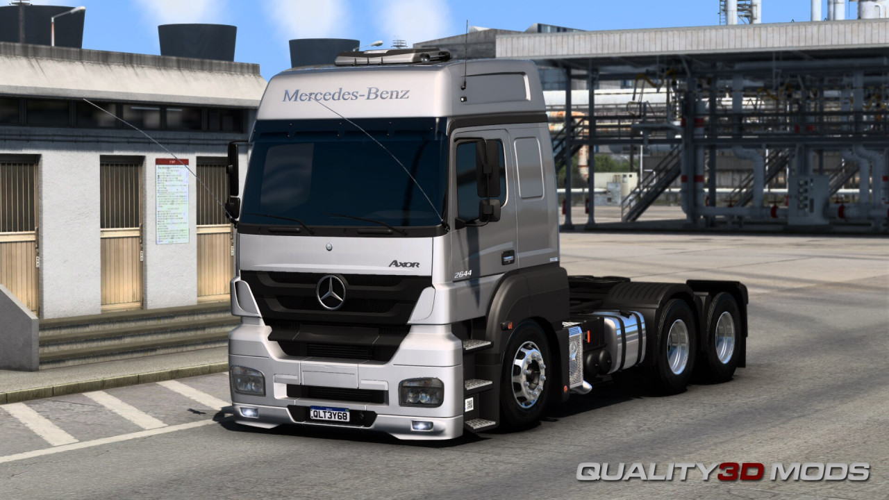 Mercedes Axor 2644