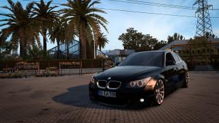 BMW 5 - Series E60 M-Sport