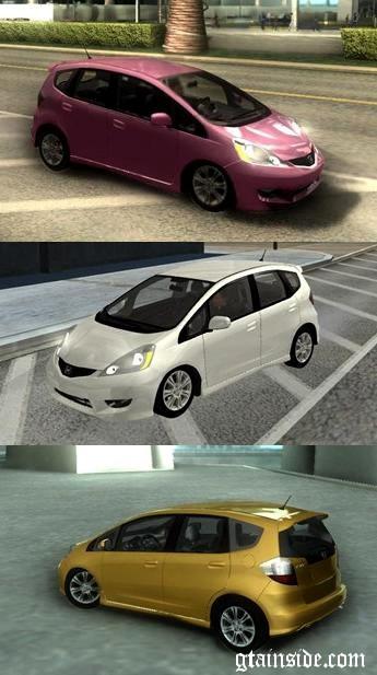 Honda Jazz(Fit)