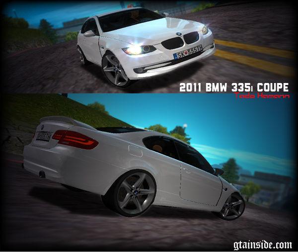 2011 BMW 335i Coupé