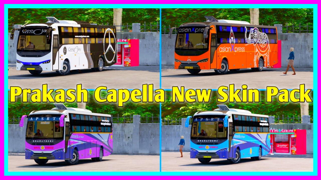 Prakash Capella Skin Pack