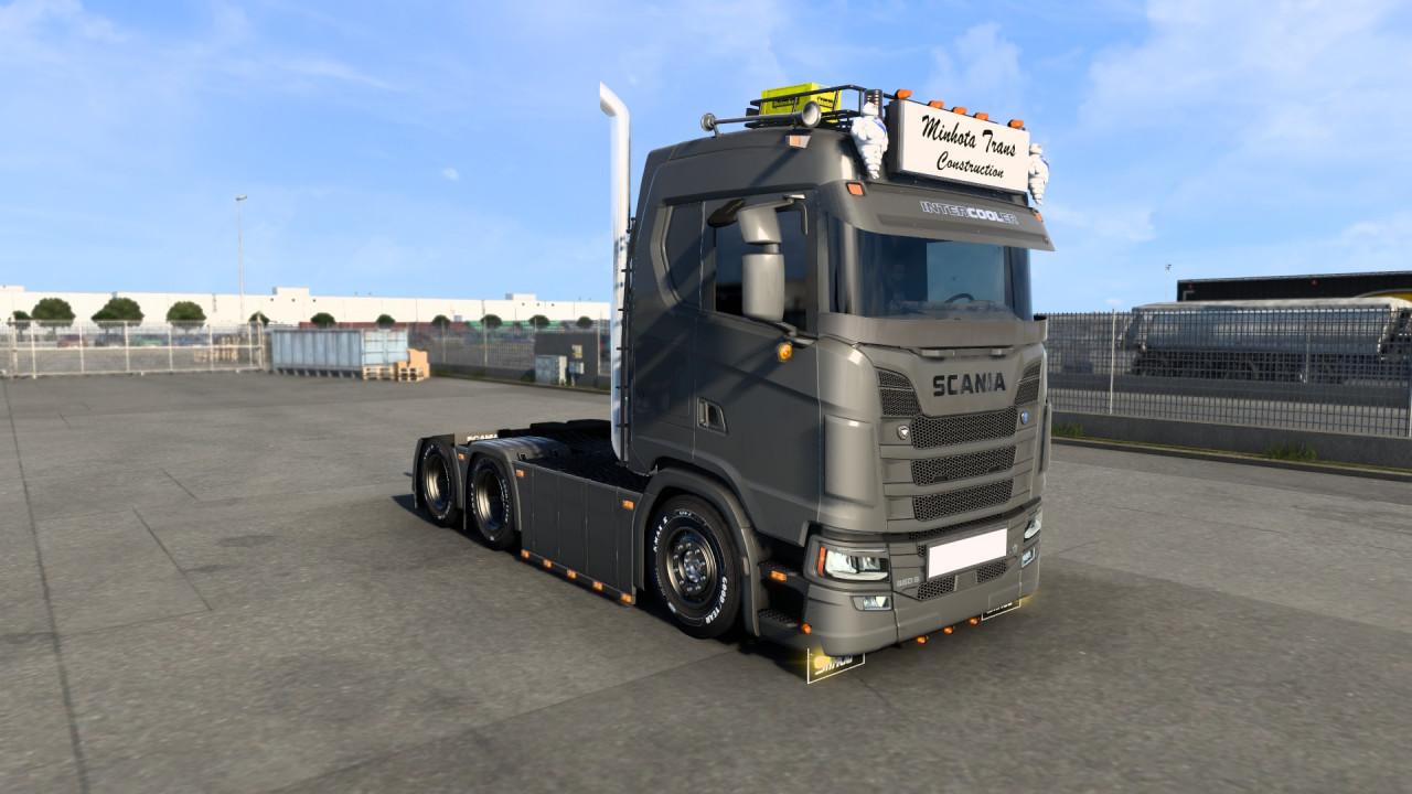 Scania nextgen Megamod